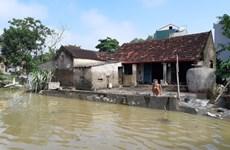 Tiếp tục tìm kiếm người mất tích do mưa lũ tại Sơn La, Thanh Hóa