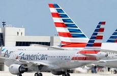 American Airlines ngừng các chuyến bay thẳng tới Trung Quốc
