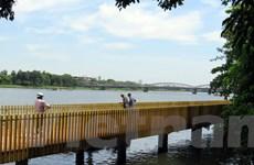 Huế đưa vào sử dụng tuyến đường đi bộ dọc sông Hương từ 15/9