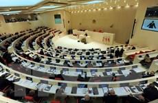 Đức bác bỏ việc rút ngắn quá trình kết nạp Gruzia vào NATO