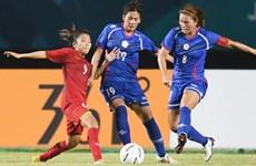 Bóng đá nữ Việt Nam dừng bước ở tứ kết ASIAD sau loạt luân lưu