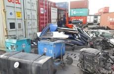 Nhập khẩu phế liệu: Cần cơ chế quản lý, kiểm soát, phòng ngừa từ xa