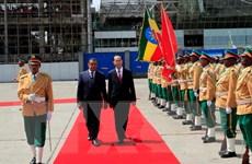 Đưa quan hệ Việt Nam-Ethiopia lên một bước quan trọng trong lịch sử