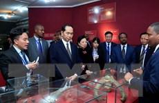 Chủ tịch nước kết thúc chuyến thăm cấp Nhà nước Ethiopia