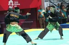 Pencak Silat Việt Nam có thêm chiếc Huy chương Bạc thứ hai