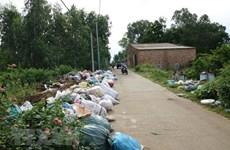Vụ phản đối nhà máy rác Đức Phổ: Tạm giữ 9 đối tượng gây rối trật tự