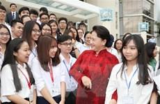 Mô hình Đại học Quốc gia TP.HCM phù hợp với thực tế ở Việt Nam