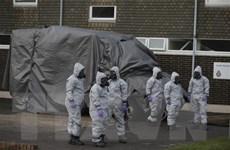 OPCW xác nhận chất độc Novichok được sử dụng tại Amesbury