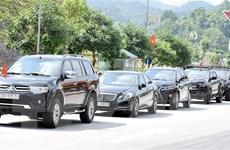 Khai thông tuyến du lịch tự lái xe qua biên giới Lạng Sơn-Trung Quốc