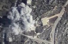 Syria: Máy bay chiến đấu đánh trúng nhiều khu vực tại Idlib