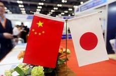 """""""Kỳ đà cản mũi"""" trong quan hệ hợp tác Trung-Nhật"""