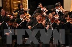 Chủ tịch nước dự hòa nhạc kỷ niệm 45 năm quan hệ Việt Nam-Nhật Bản