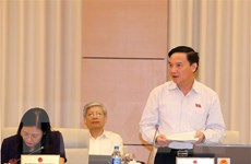 Sẽ phê chuẩn bổ nhiệm Bộ trưởng TT&TT tại kỳ họp thứ 6 của Quốc hội