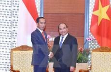 Thủ tướng Nguyễn Xuân Phúc hội kiến Tổng thống Indonesia