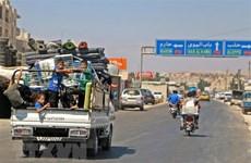 Đức: Moskva có khả năng hướng Damascus thoát khỏi leo thang xung đột