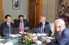 Việt Nam và Pháp tăng cường hợp tác trong lĩnh vực môi trường