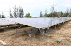 Khởi công xây dựng nhà máy điện Mặt Trời đầu tiên tại Bình Thuận