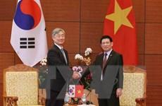 Việt Nam-Hàn Quốc xây dựng kế hoạch thực hiện kiểm toán chung