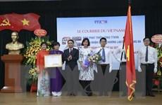Báo Le Courrier du Vietnam - kênh đối ngoại quan trọng của quốc gia