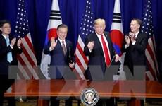 Mỹ, Hàn Quốc cam kết phối hợp tổ chức cuộc gặp thượng đỉnh Mỹ-Triều