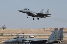Nhật Bản tập trận với máy bay ném bom của Mỹ tại Biển Hoa Đông
