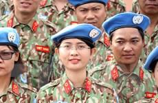 Những gương mặt chiến sỹ tham gia Lực lượng gìn giữ hòa bình Việt Nam