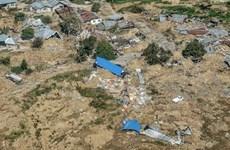 Số người chết vì thảm họa tại Indonesa đã lên tới 1.200 người
