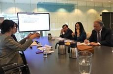 Đoàn công tác Ban Tuyên giáo Trung ương thăm làm việc tại Hà Lan
