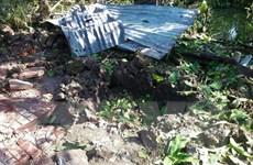 Cà Mau: Người dân giao nộp hai đầu đạn có sức công phá lớn