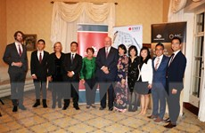 Khởi động Diễn đàn Đối thoại lãnh đạo trẻ Việt Nam-Australia 2019