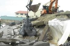 Quảng Nam: Chạy đua với thời gian trên công trình kè biển Cửa Đại