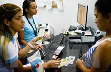 """IMF dự báo lạm phát tại Venezuela tăng """"phi mã"""" vào năm 2019"""