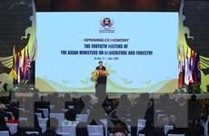 Tận dụng các cơ hội mới, thúc đẩy nền nông lâm nghiệp của ASEAN