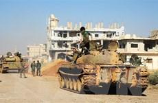 Quân nổi dậy tại Syria không rút khỏi vùng phi quân sự quanh Idlib