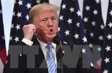 Ông Trump hối thúc xây dựng lực lượng chiến đấu trong không gian