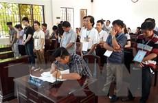Tuyên án nhóm tổ chức đánh bạc do người Trung Quốc điều hành