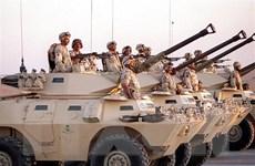 Trung Quốc khó vượt Mỹ trong việc bán vũ khí cho Saudi Arabia