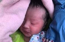 Tây Ninh: Bé gái sơ sinh bị bỏ rơi trong nghĩa địa sống sót kỳ diệu