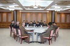 Quan chức quốc phòng Hàn Quốc-Triều Tiên hội đàm tại Bắc Kinh