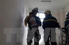 Hà Nội: Kịp thời cứu hàng chục người thoát khỏi ngạt khí