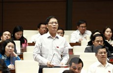 Họp Quốc hội: Kết thúc xử lý 12 dự án yếu kém vào năm 2020