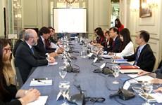 Việt Nam và Argentina tăng cường hợp tác kinh tế-thương mại