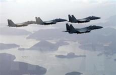 Máy bay Trung Quốc xâm phạm Vùng nhận dạng phòng không Hàn Quốc