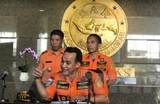 Đã vớt được 26 túi vật thể trong vụ rơi máy bay tại Indonesia