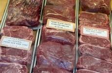 """Nga """"mở cửa"""" trở lại cho thịt bò và thịt lợn từ Brazil"""