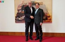 Quan hệ hai nước Việt Nam-Đức còn rất nhiều tiềm năng hợp tác