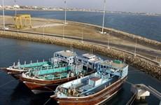Mỹ đồng ý miễn trừ trừng phạt nhằm cho phép phát triển cảng tại Iran