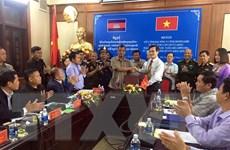 Đề xuất nâng cấp Đắk Peur và Nam Lyr lên vị thế cửa khẩu quốc tế