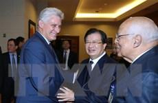 Thúc đẩy hợp tác kinh tế, thương mại, đầu tư Việt Nam-Cuba