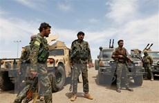 Quân chính phủ Syria tiêu diệt hàng chục tay súng nổi dậy